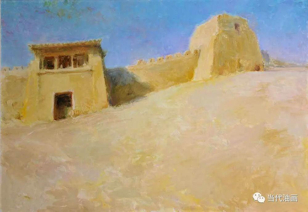 中国当代油画家作品欣赏之 | 张文新插图25