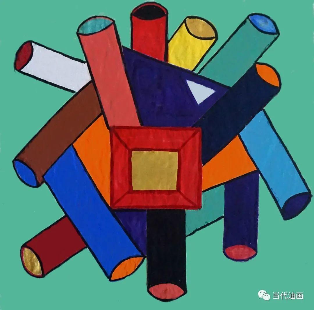 中国当代油画家作品欣赏之   唐国富插图3