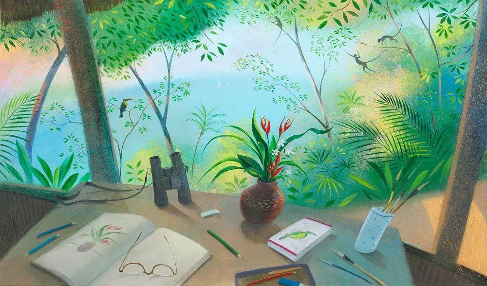 清新的诗意——尼古拉斯·哈钦森作品插图7