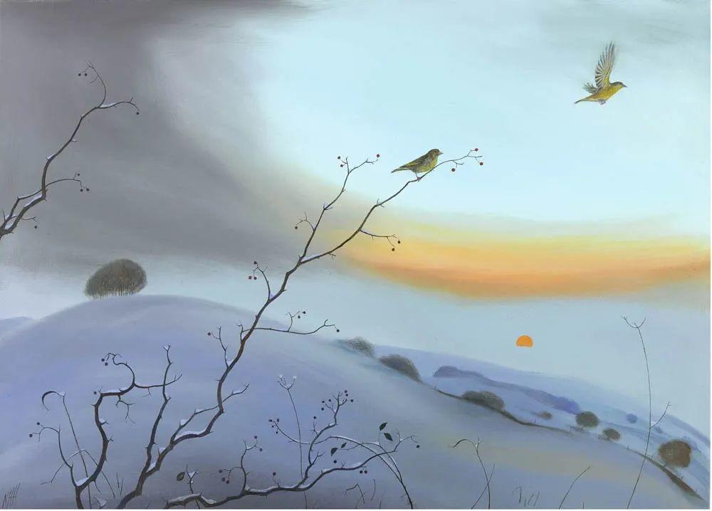 清新的诗意——尼古拉斯·哈钦森作品插图21