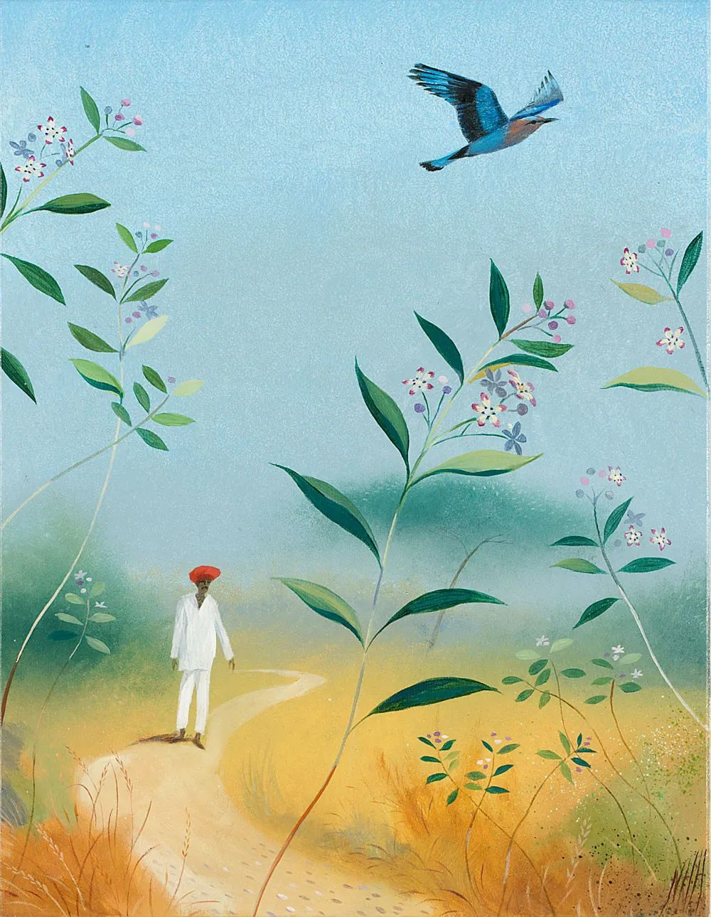 清新的诗意——尼古拉斯·哈钦森作品插图33