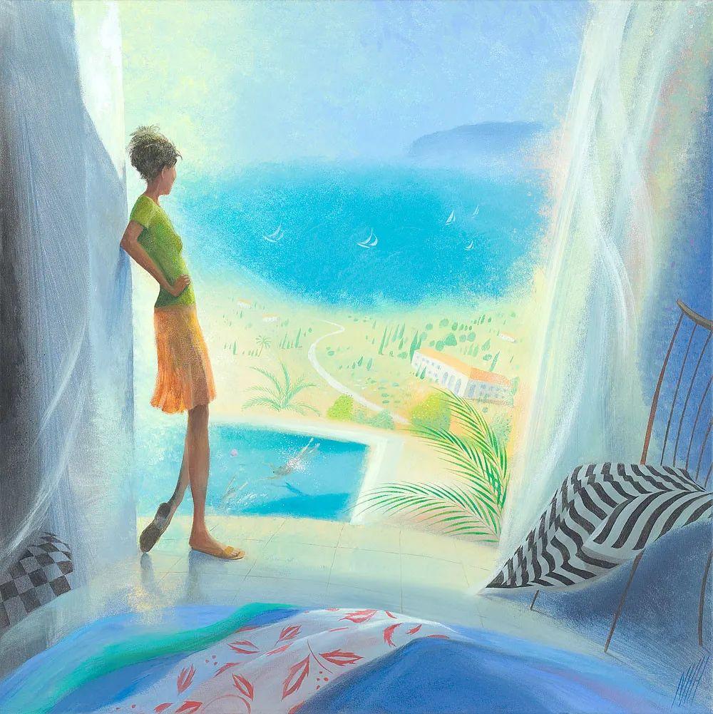 清新的诗意——尼古拉斯·哈钦森作品插图35