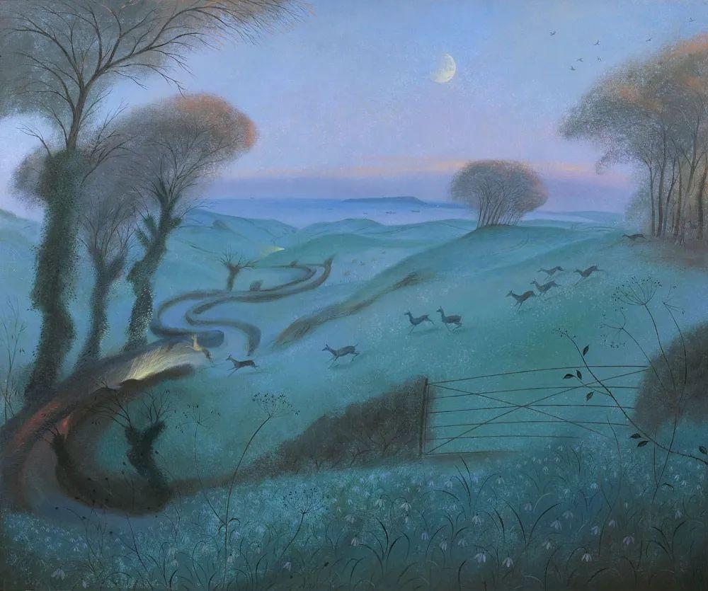 清新的诗意——尼古拉斯·哈钦森作品插图37