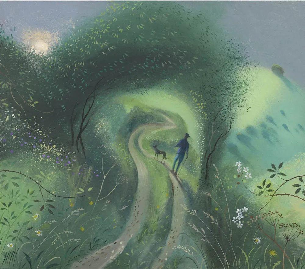清新的诗意——尼古拉斯·哈钦森作品插图45