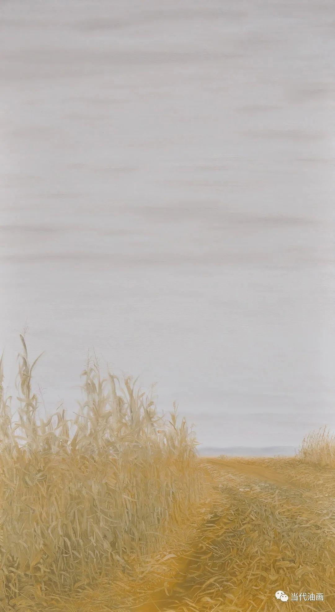 源流:当代绘画展作品欣赏之 | 朱庆财插图11