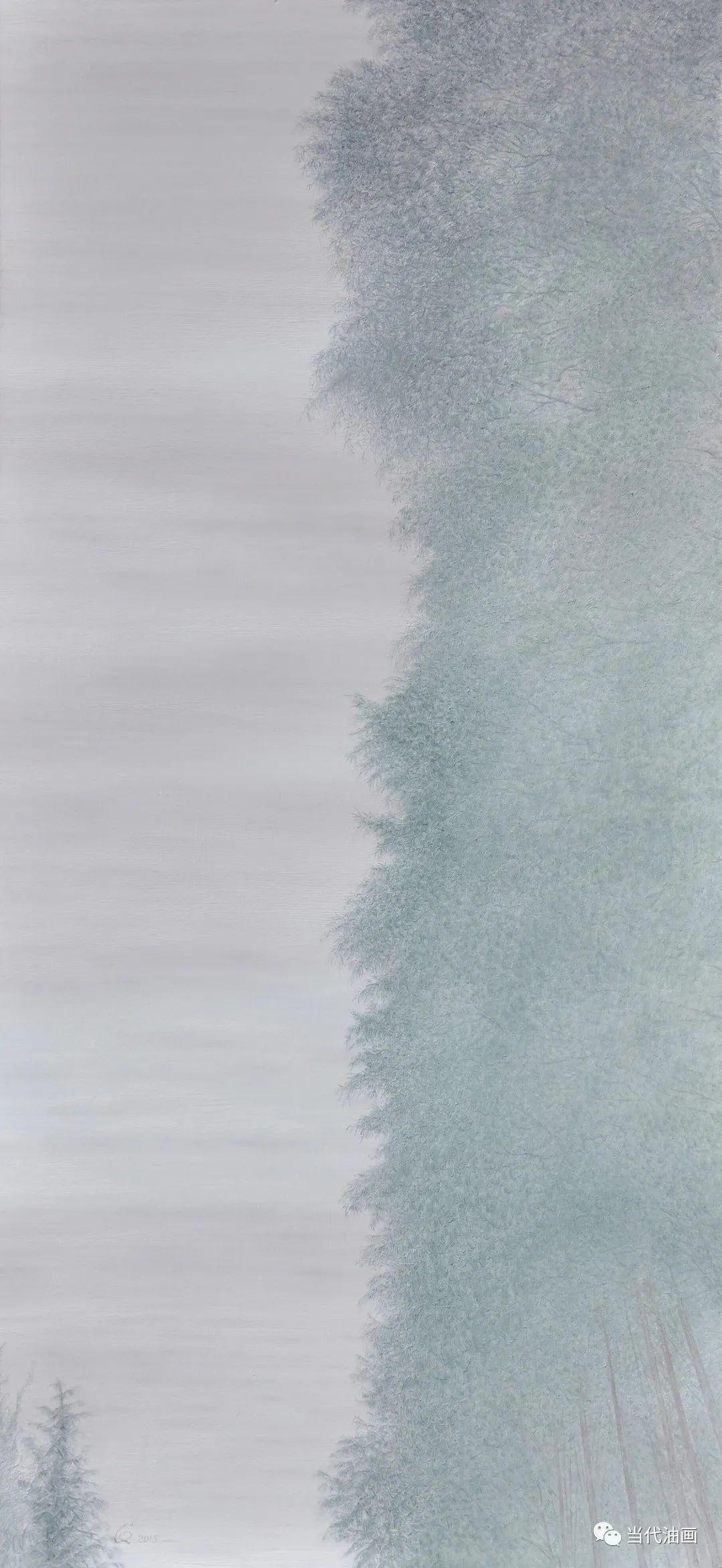 源流:当代绘画展作品欣赏之 | 朱庆财插图23