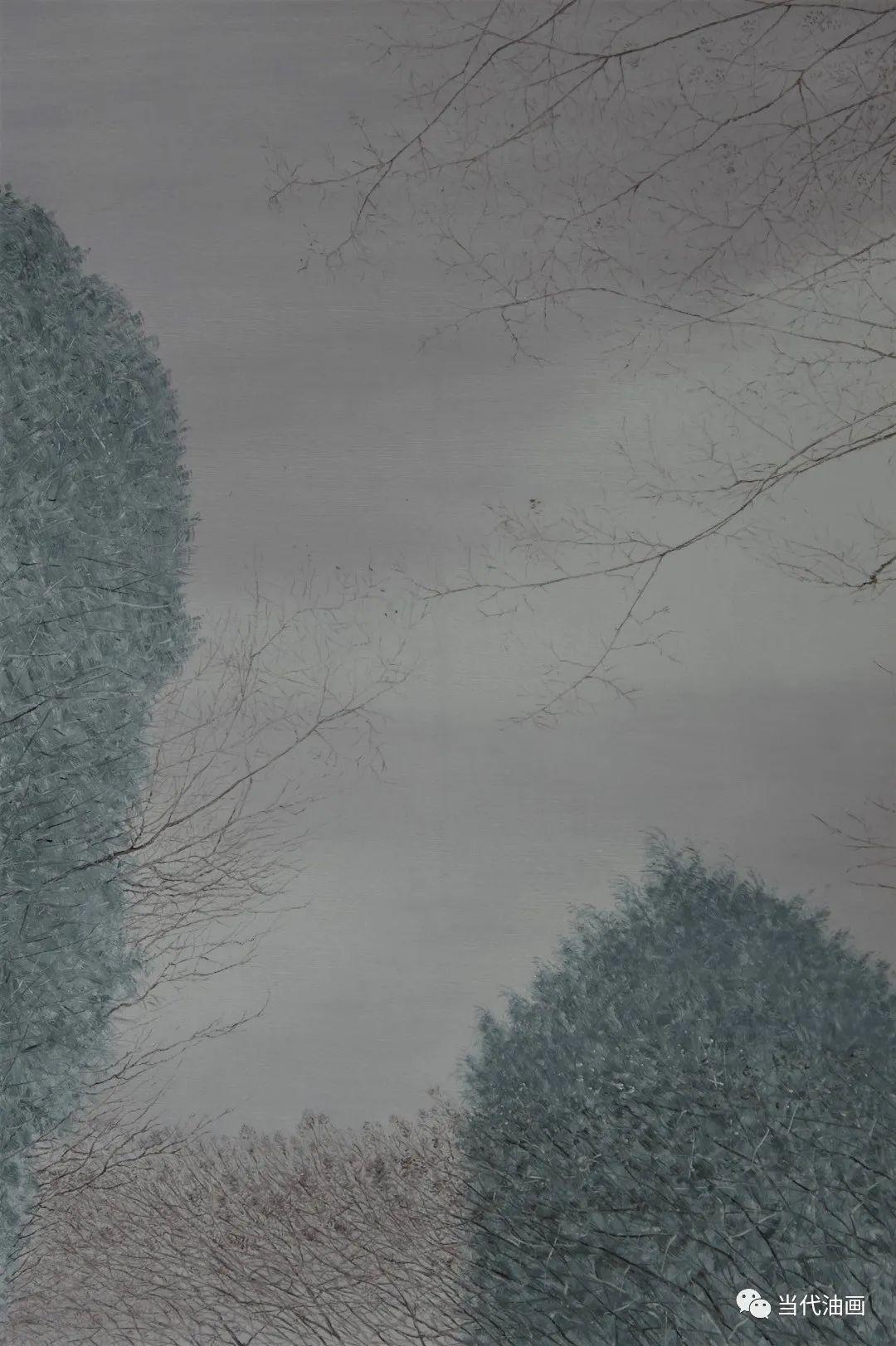源流:当代绘画展作品欣赏之 | 朱庆财插图27