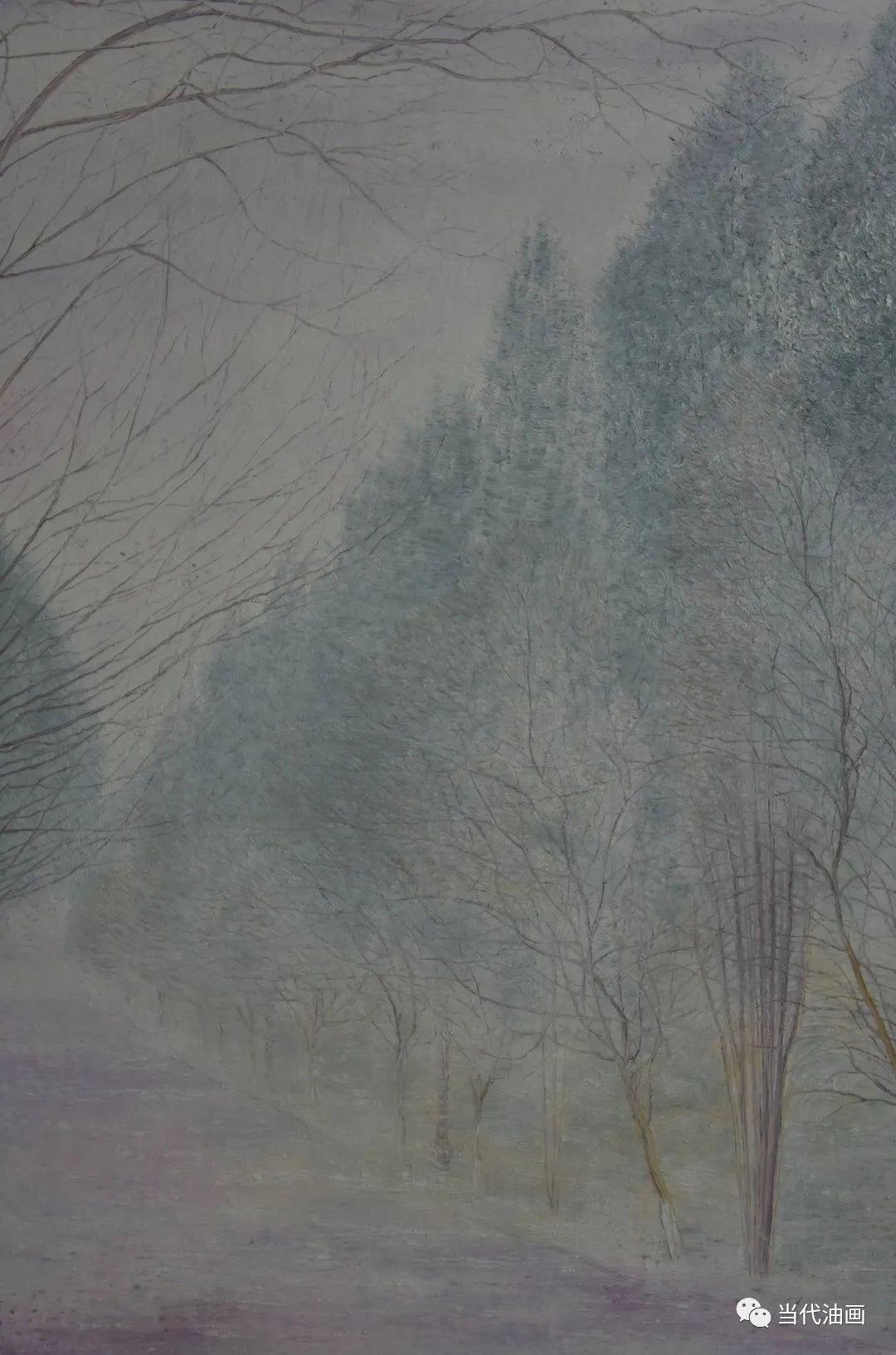 源流:当代绘画展作品欣赏之 | 朱庆财插图29