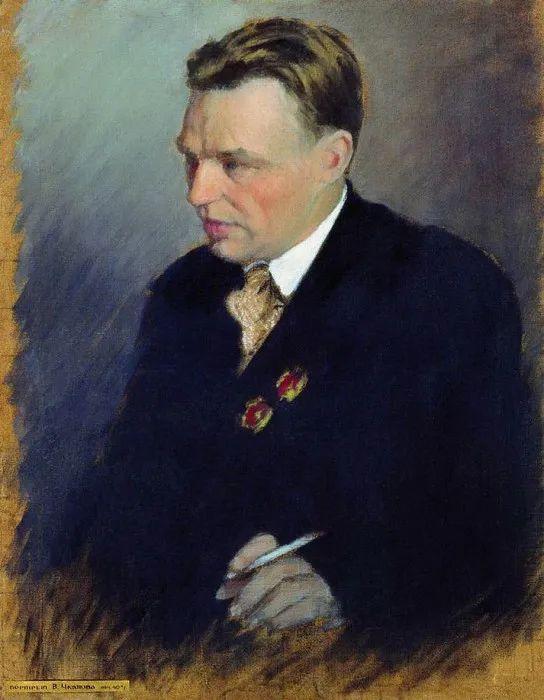 俄罗斯肖像和风俗画家——伊万·库里科夫,曾协助列宾完成巨作插图71
