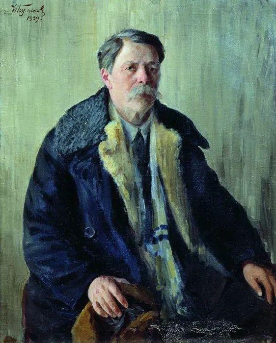 俄罗斯肖像和风俗画家——伊万·库里科夫,曾协助列宾完成巨作插图113