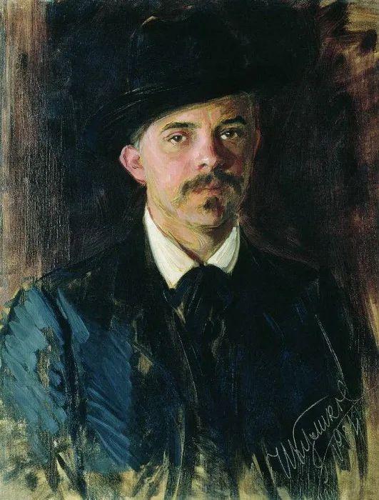 俄罗斯肖像和风俗画家——伊万·库里科夫,曾协助列宾完成巨作插图135