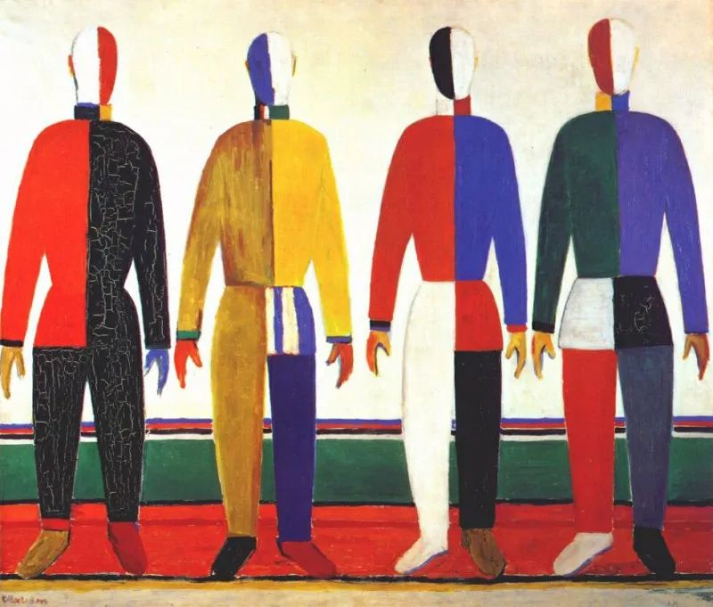 伟大的俄罗斯先锋派艺术家,卡齐米尔·马列维奇插图11