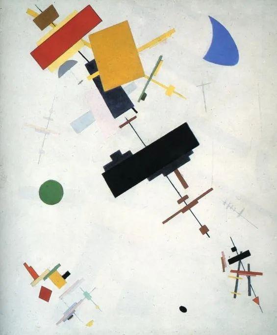 伟大的俄罗斯先锋派艺术家,卡齐米尔·马列维奇插图19