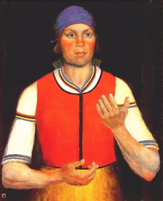 伟大的俄罗斯先锋派艺术家,卡齐米尔·马列维奇插图23