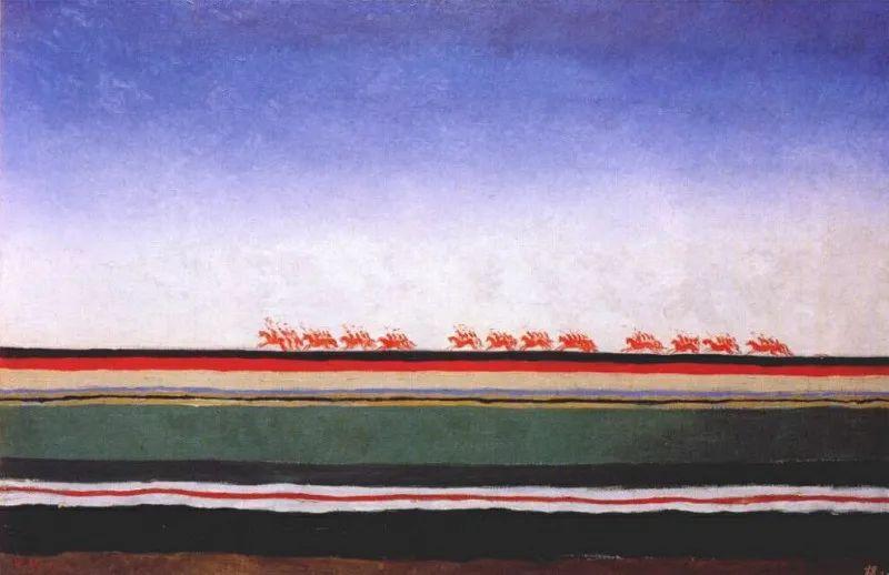 伟大的俄罗斯先锋派艺术家,卡齐米尔·马列维奇插图88