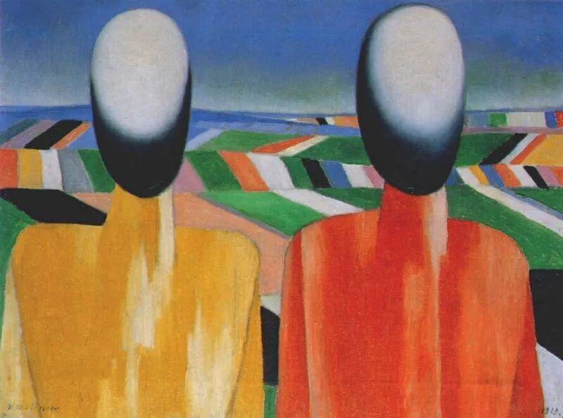 伟大的俄罗斯先锋派艺术家,卡齐米尔·马列维奇插图92