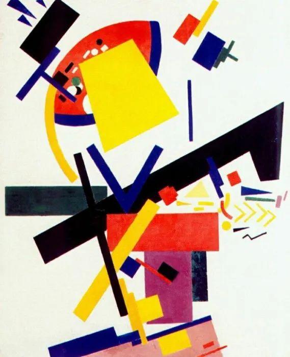 伟大的俄罗斯先锋派艺术家,卡齐米尔·马列维奇插图94