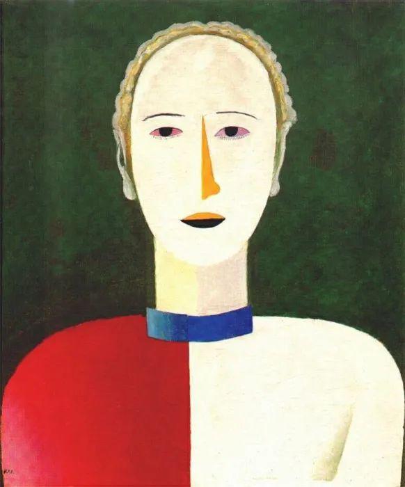 伟大的俄罗斯先锋派艺术家,卡齐米尔·马列维奇插图100
