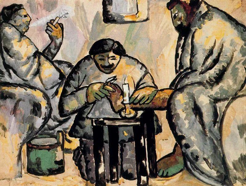 伟大的俄罗斯先锋派艺术家,卡齐米尔·马列维奇插图116