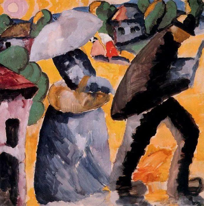 伟大的俄罗斯先锋派艺术家,卡齐米尔·马列维奇插图118