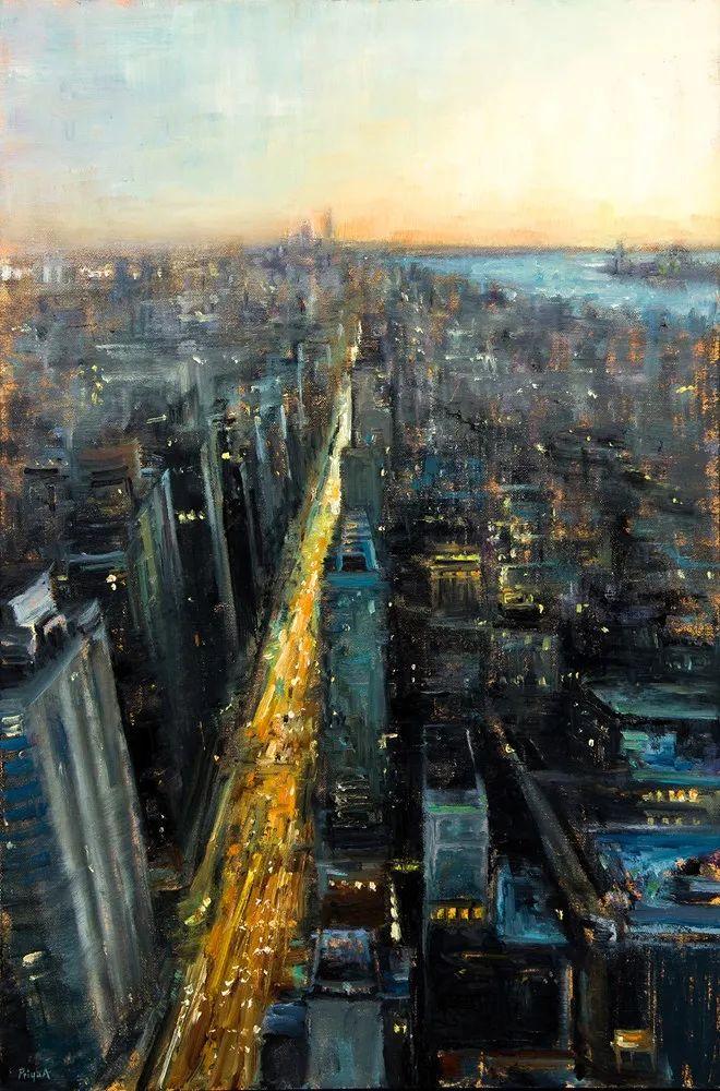 40位画家的61幅Plein Air风景绘画插图31