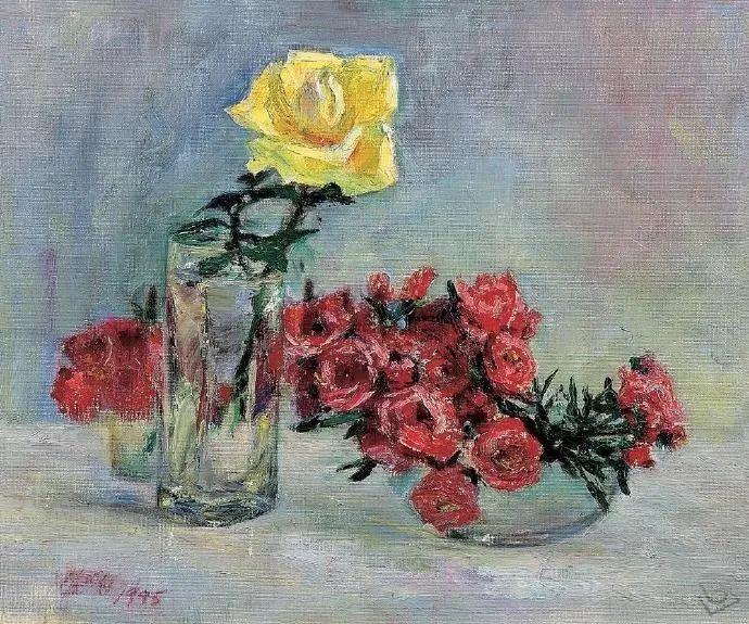 广州美院油画系主任、女油画家徐坚白插图45