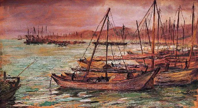 广州美院油画系主任、女油画家徐坚白插图47