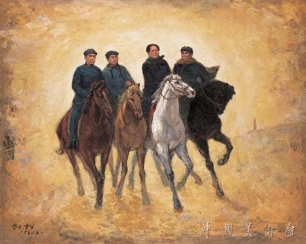 广州美院油画系主任、女油画家徐坚白插图115