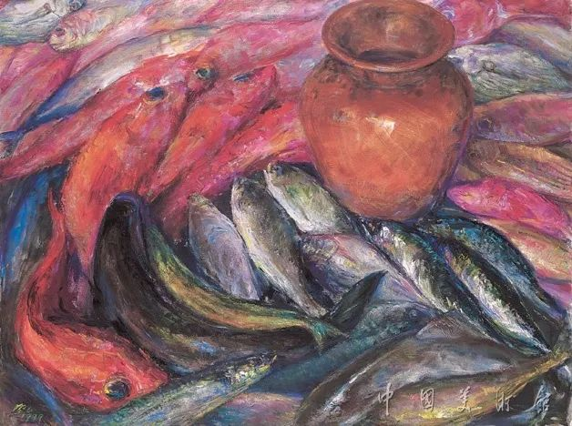 广州美院油画系主任、女油画家徐坚白插图123