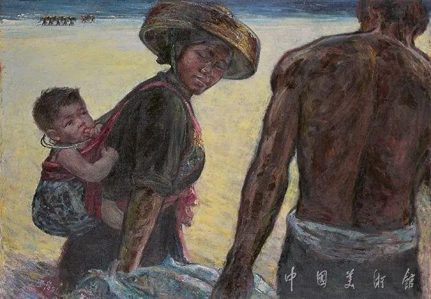 广州美院油画系主任、女油画家徐坚白插图129