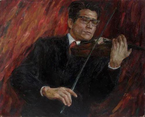 广州美院油画系主任、女油画家徐坚白插图135