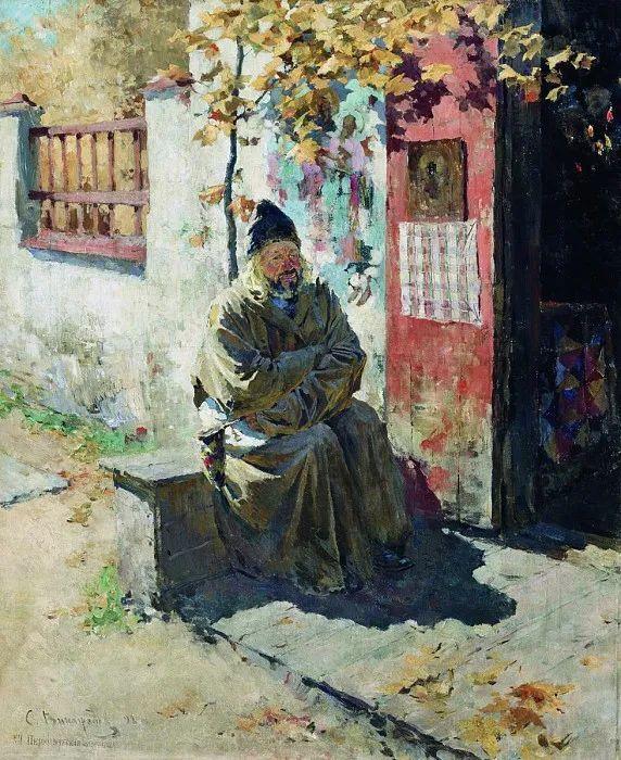 俄罗斯艺术家联盟的创始人——维诺格拉多夫插图7