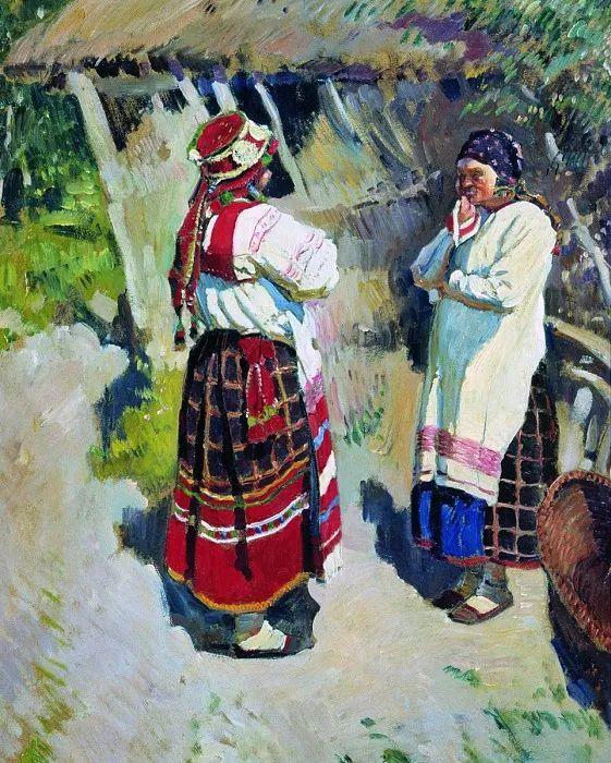俄罗斯艺术家联盟的创始人——维诺格拉多夫插图9