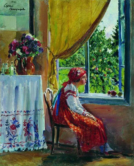 俄罗斯艺术家联盟的创始人——维诺格拉多夫插图19