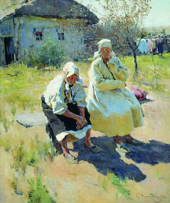 俄罗斯艺术家联盟的创始人——维诺格拉多夫插图23