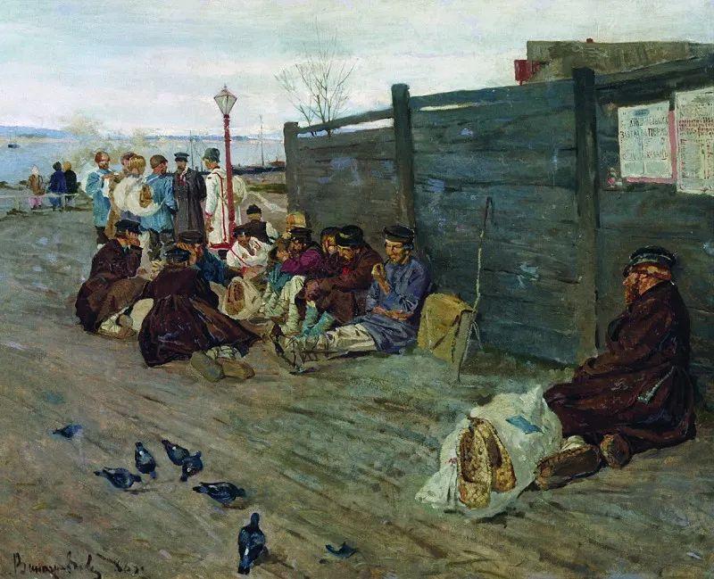 俄罗斯艺术家联盟的创始人——维诺格拉多夫插图45