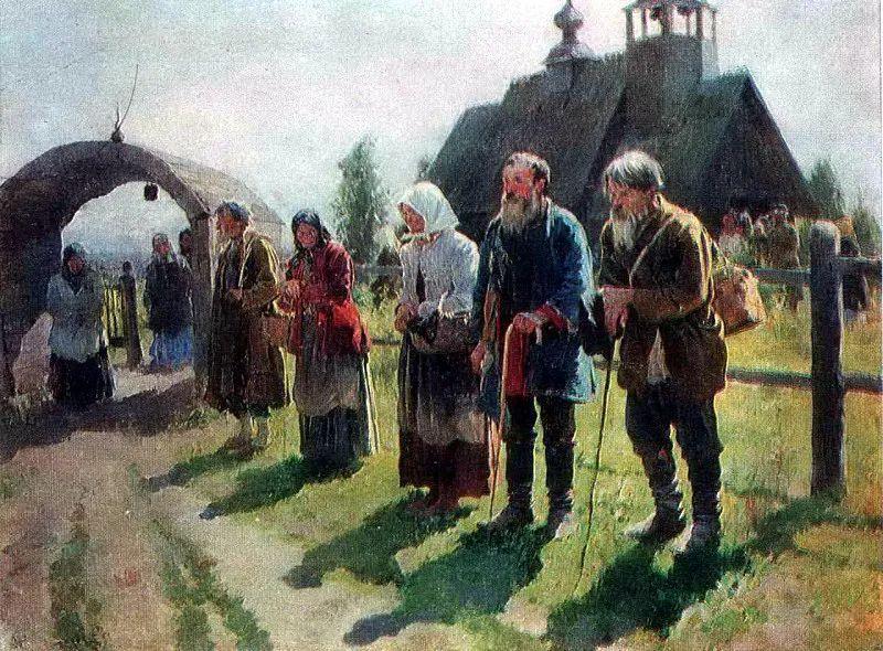 俄罗斯艺术家联盟的创始人——维诺格拉多夫插图47