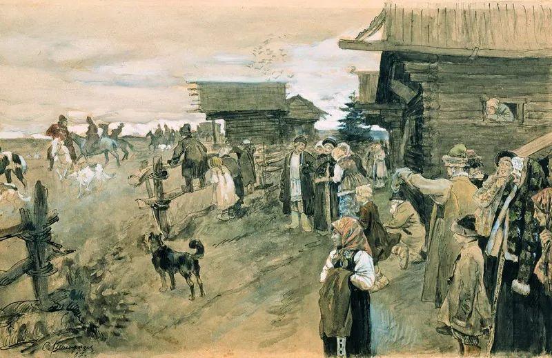 俄罗斯艺术家联盟的创始人——维诺格拉多夫插图61