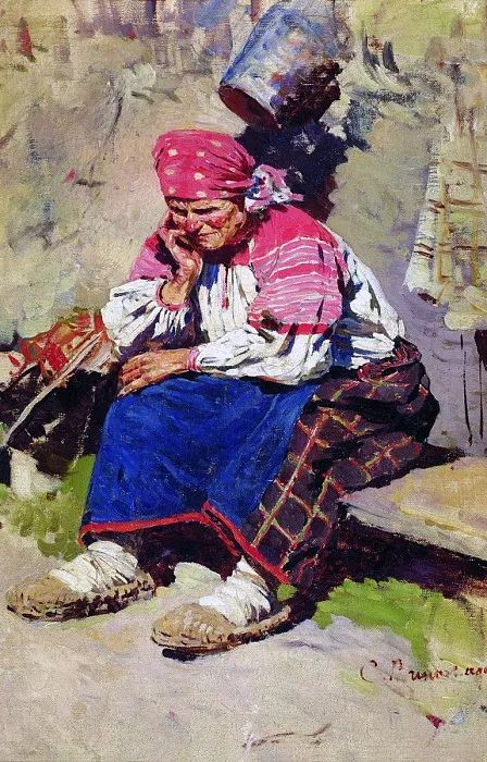 俄罗斯艺术家联盟的创始人——维诺格拉多夫插图83