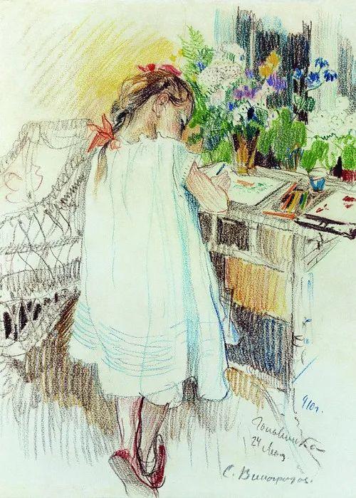 俄罗斯艺术家联盟的创始人——维诺格拉多夫插图85