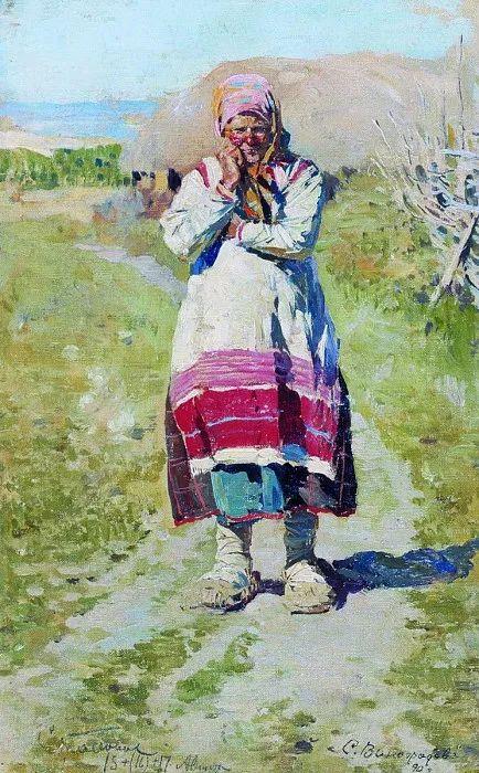 俄罗斯艺术家联盟的创始人——维诺格拉多夫插图93