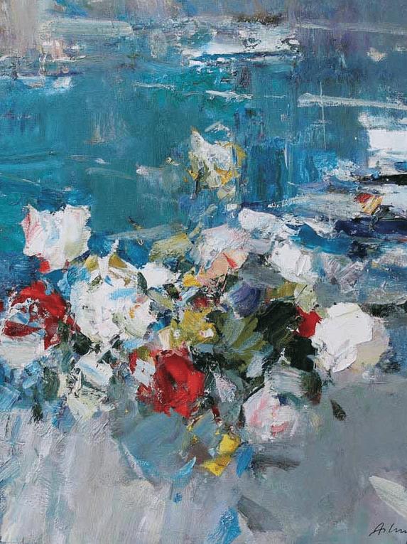 伊诺泽姆采夫的油画,总让人看了意犹未尽插图15