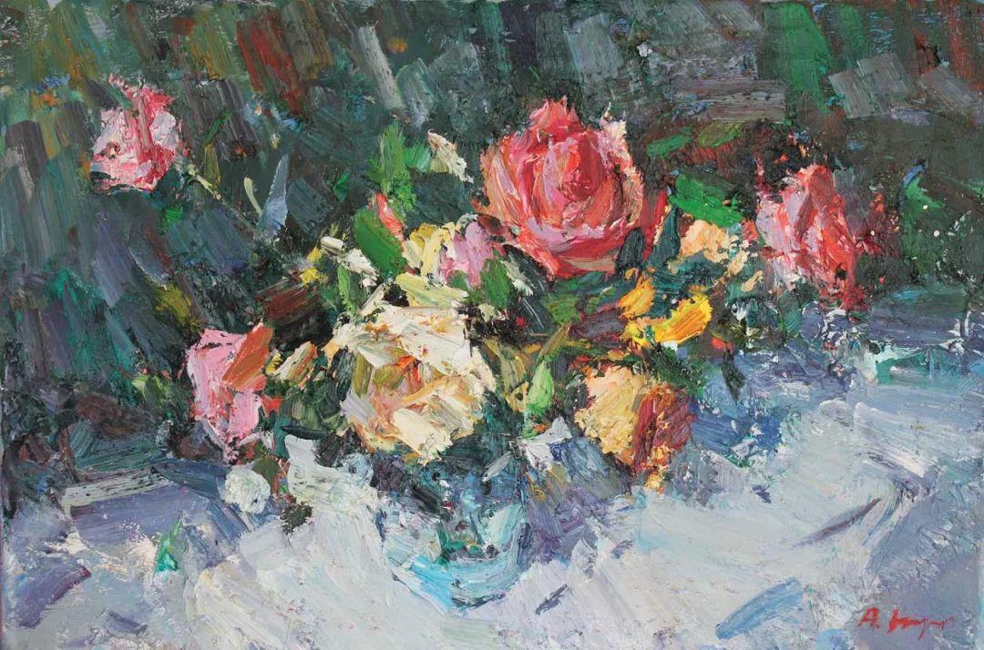 伊诺泽姆采夫的油画,总让人看了意犹未尽插图21