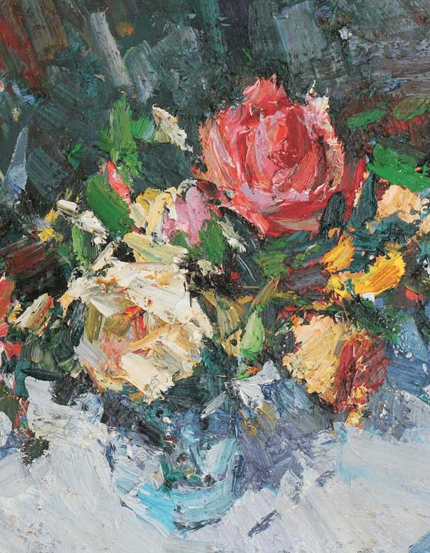 伊诺泽姆采夫的油画,总让人看了意犹未尽插图23