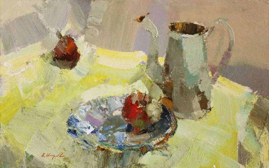伊诺泽姆采夫的油画,总让人看了意犹未尽插图25