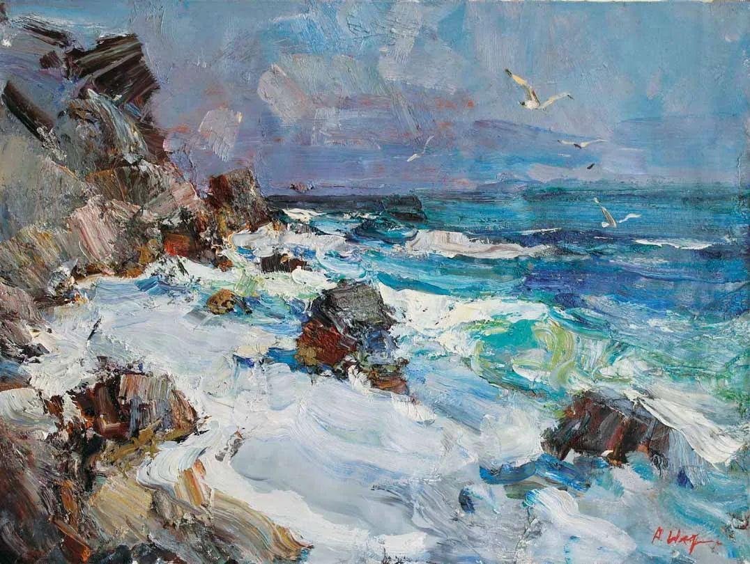 伊诺泽姆采夫的油画,总让人看了意犹未尽插图29