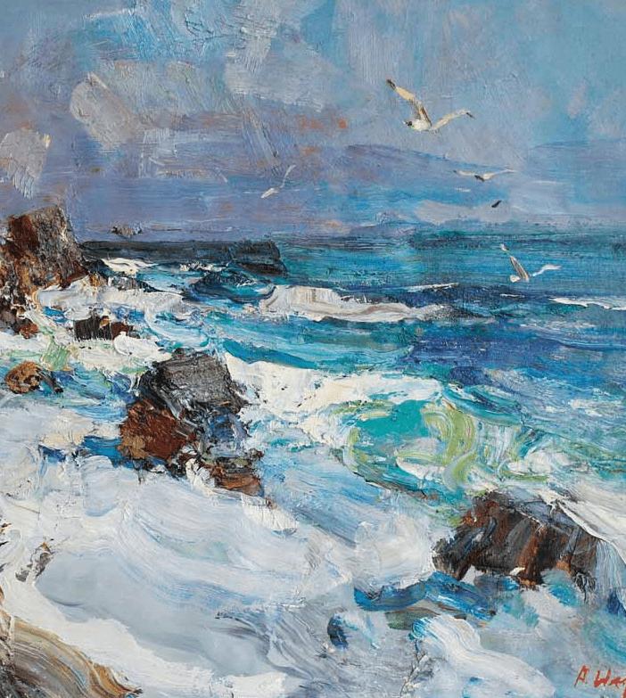 伊诺泽姆采夫的油画,总让人看了意犹未尽插图31