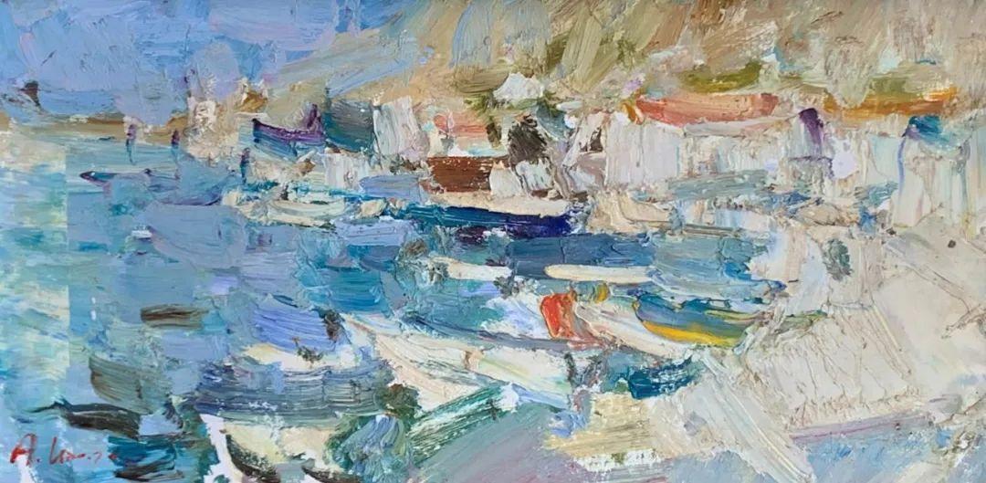 伊诺泽姆采夫的油画,总让人看了意犹未尽插图33