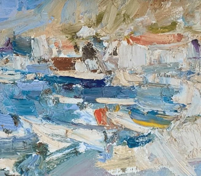伊诺泽姆采夫的油画,总让人看了意犹未尽插图35