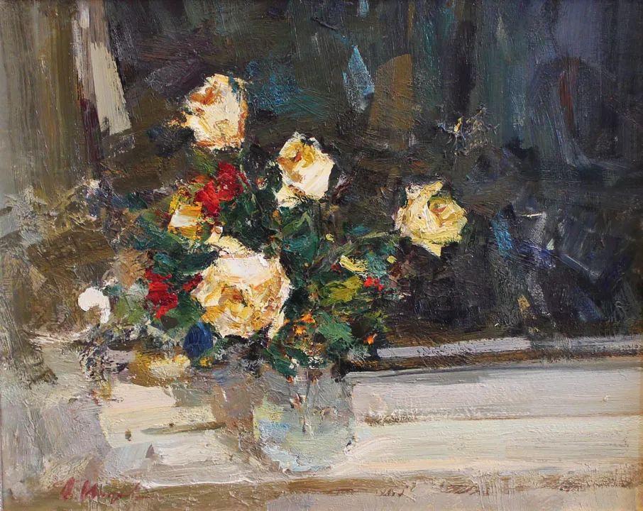 伊诺泽姆采夫的油画,总让人看了意犹未尽插图41